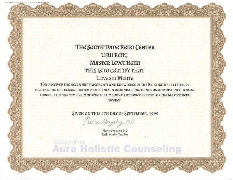South-Dade-Certificate-Reiki-Master-2